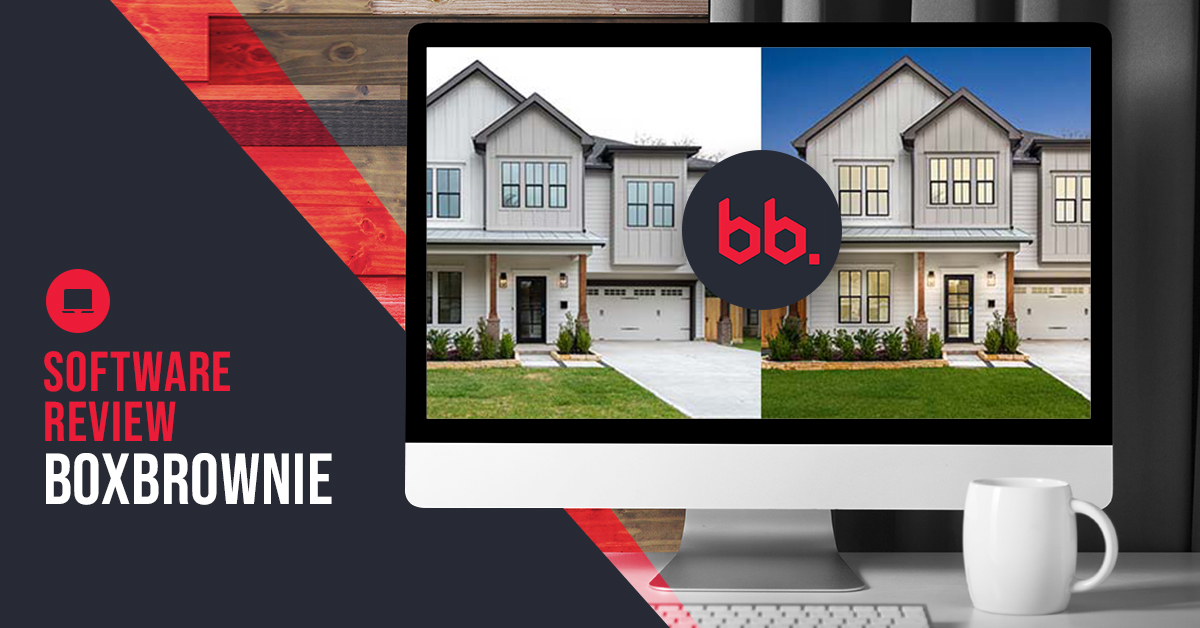 Box Brownie Review: Photo & Rendering Service